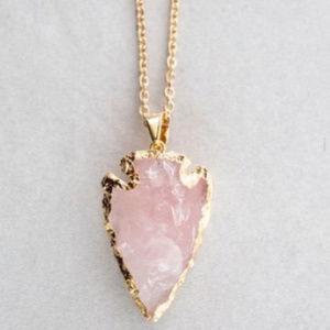 Jewelry - Ice Arrow Necklace